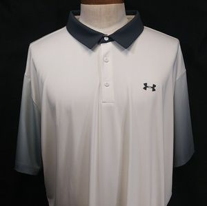 Under Armour Golf Loose Fit Polo Shirt 4XL